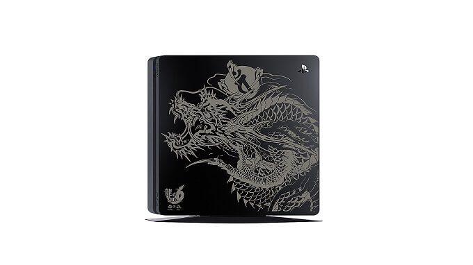 「龍が如く6 命の詩。」PS4 トップカバー