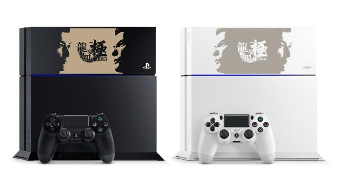 PS4 龍が如く 極 Edition 商品画像