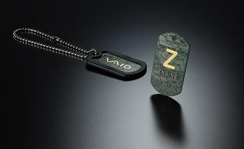 VAIO Zシリーズ「VJZ13B1」「VJZ1311」初回購入特典:Z ENGINE 基板アクセサリー