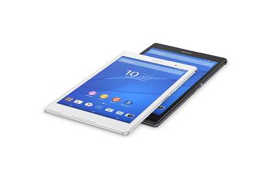 Xperia Z3 Tablet Compact 日経電子版Edition