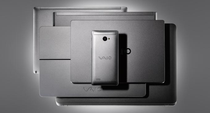 VAIO Phone「VAIO Phone Biz(VPB0511S)」