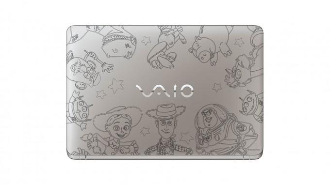 VAIO S15「VJS1511」Disneyキャラクターデザインモデル「トイストーリー」