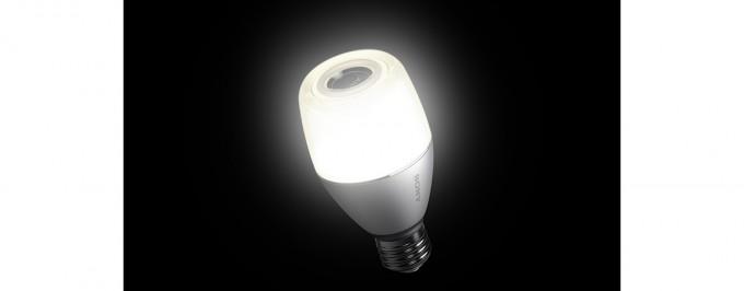 新型LED電球スピーカー「LSPX-103E26」