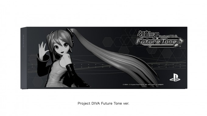 Project DIVA Future Tone ver.(ジェット・ブラック)