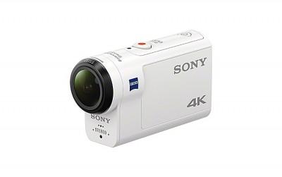 デジタル4Kビデオカメラレコーダー アクションカム カメラ本体『FDR-X3000』