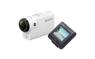 デジタルHDビデオカメラレコーダー アクションカム ライブビューリモコンキット『HDR-AS300R』