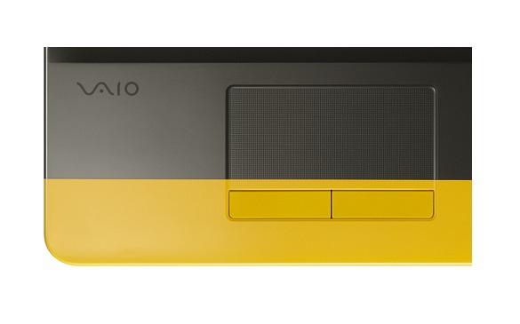 VAIO C15「VJC1511」2ボタンタッチパッド