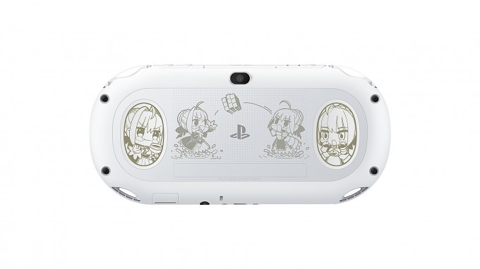 PS Vita本体「Fate/EXTELLA」刻印モデル