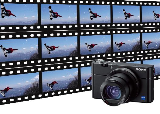 """ソニー デジタルスチルカメラ""""サイバーショット""""「RX100 V」(DSC-RX100M5)"""