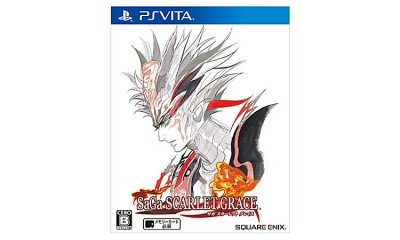 PS Vita専用ソフトウェア「サガ スカーレット グレイス」