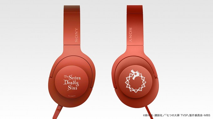 ステレオヘッドホン h.ear on(MDR-100A) MDR-100A/R/TSDS