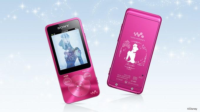 Disney Princess Magical BOX限定シンデレラ刻印&壁紙