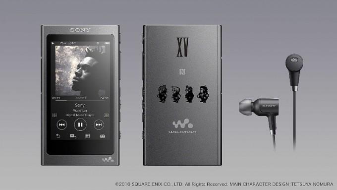 ウォークマン A30シリーズ FINAL FANTASY XV EDITION