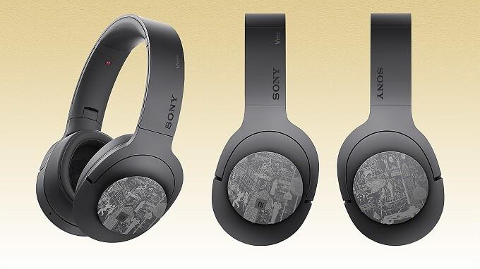 ワイヤレスノイズキャンセリングステレオヘッドセット h.ear on Wireless NC(MDR-100ABN)