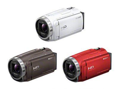 HDハンディカム「HDR-CX680」