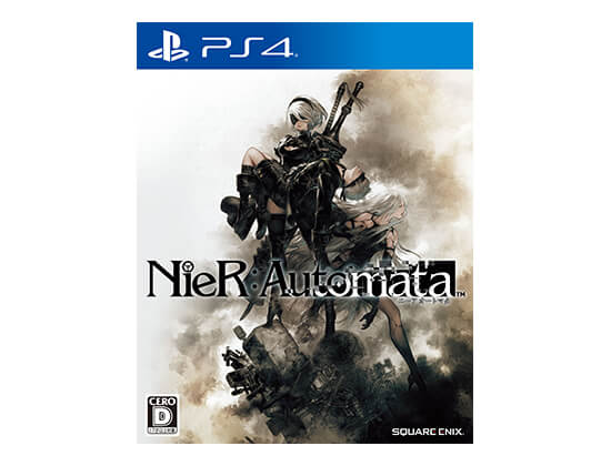 PS4 NieR:Automata(ニーア オートマタ)