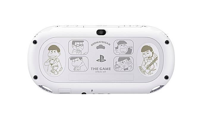 PlayStation Vita おそ松さん THE GAME 6つ子 スペシャルパック