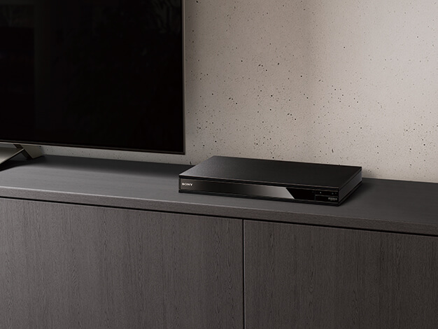 4K Ultra HD ブルーレイプレーヤー「UBP-X800」