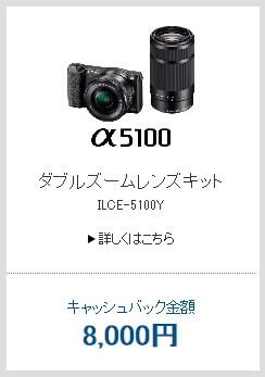 8,000円キャッシュバック