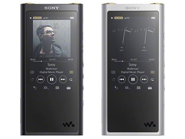 ソニー ハイレゾ ウォークマン「NW-ZX300」