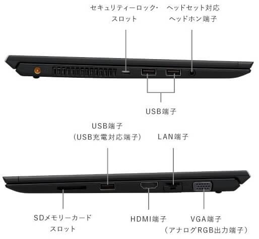 VAIO S13「VJS1321」充実の拡張性 レビュー