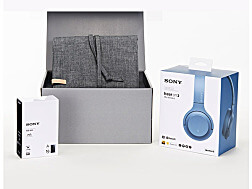 ウォークマン A40シリーズ MoonlitBlue Special BOX NW-A45KIT 16GB