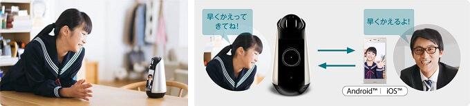 「Xperia Hello!(G1209)」家の中や外にいる家族とつながるコミュニケーション レビュー