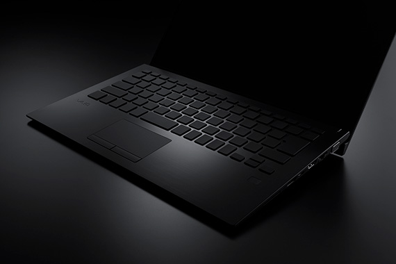 VAIO SX14 ALL BLACK EDITION VJS1411